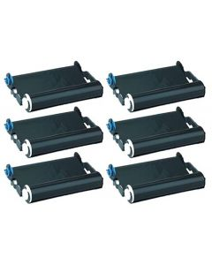 CBPC301CVB | Brother PC-301 Compatible Thermal Transfer Cartridge 6-Pack