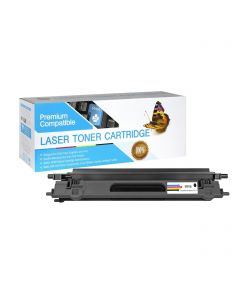 CBTN115K | Brother TN115BK Compatible Black Toner Cartridge
