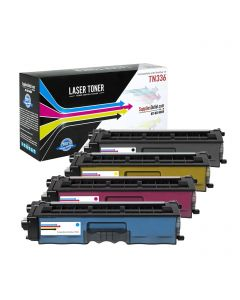 SOBTN336-CP | Brother TN336 Compatible Toner Cartridge Color Set