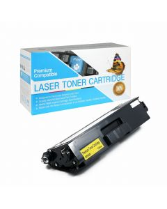 CBTN339Y | Brother TN339Y Compatible Yellow Toner Cartridge