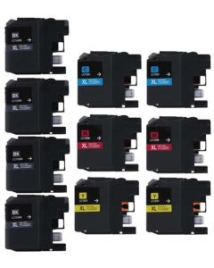 CLC103VB | Brother LC103 Compatible Ink Cartridge 10-Pack