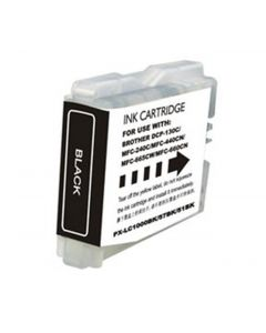 CLC51BK | Brother LC51BK Compatible Black Ink Cartridge