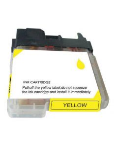 CLC65Y | Brother LC65Y Compatible Yellow Ink Cartridge