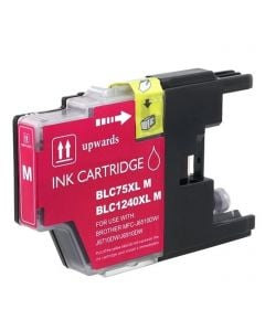 CLC75M | Brother LC75M Compatible Magenta Ink Cartridge