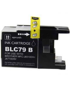 CLC79BK | Brother LC79BK Compatible Black Ink Cartridge
