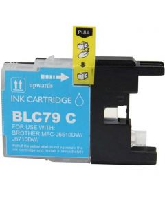 CLC79C | Brother LC79C Compatible Cyan Ink Cartridge