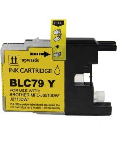 CLC79Y | Brother LC79Y Compatible Yellow Ink Cartridge