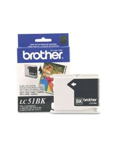 LC51BK | Brother LC51BK OEM Black Ink Cartridge