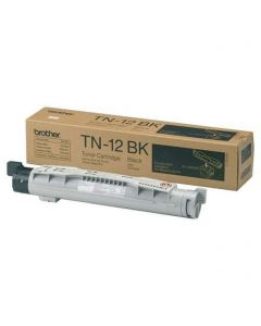 TN12BK | Brother TN12BK OEM Black Toner Cartridge