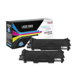 SOBTN660-2P | Brother TN660 Compatible Toner Cartridge 2-Pack