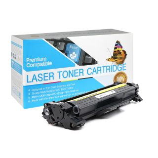 CBTN760J-1P | Brother TN760 Compatible Black Jumbo Toner Cartridge