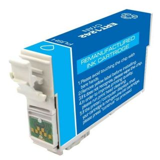 RT124220 | Epson T124220 Remanufactured Cyan Pigment Ink Cartridge