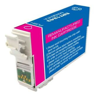 RT124320 | Epson T124320 Remanufactured Magenta Pigment Ink Cartridge