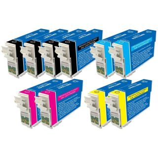 RT124VB | Epson T124 Remanufactured Ink Cartridge 10-Pack Value Bundle