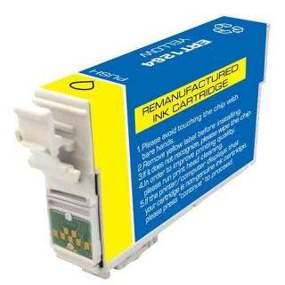RT126420 | Epson T126420 Remanufactured Yellow Ink Cartridge