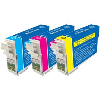 RT126520 | Epson T126520 Remanufactured Ink Cartridge 3-Color Value Bundle