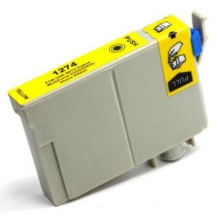RT127420 | Epson T127420 Remanufactured Yellow Extra High Yield Ink Cartridge
