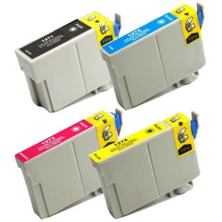 RT127VB-2 | Epson T127 Remanufactured Ink Cartridge 4-Pack Value Bundle